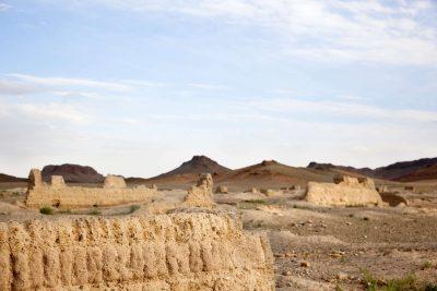 Mongolei Rundreise -Gruppenreise - Mongolei -Landschaft - Ongiin Khiid - Mongolei