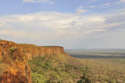 Landschaft - Waterberg Plateau - Namibia