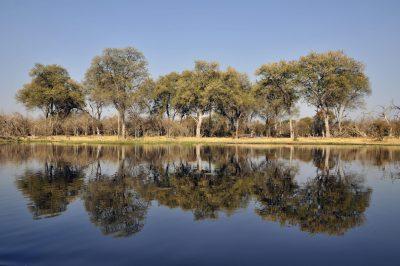 Namibia Selbstfahrerreise - Landschaft Okavango
