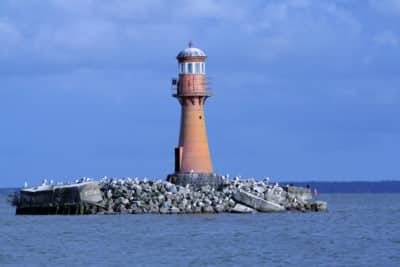 Leuchtturm - Litauen