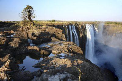 Namibia Abenteuerreise - Livingston Island - Victoria Falls - Zimbabwe - Zambia