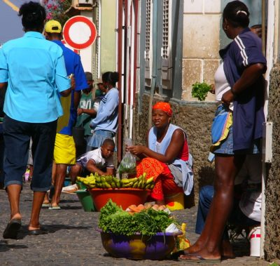 Gruppenreise Kapverdische Inseln -Kapverden Wanderreise Kap Verde -Markt - Mindelo - Insel Sao Vicente - Kap Verde