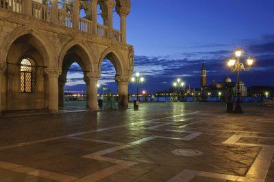 Markusplatz - Venedig - Italien