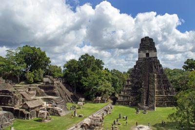 Maya Staette - Tikal - Guatemala