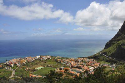 Meer - La Gomera - Spanien
