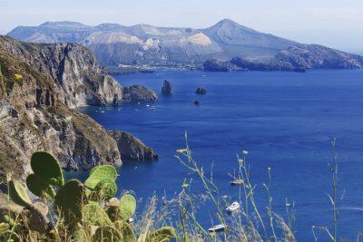 Meer und Kueste - Lipari - Sizilien
