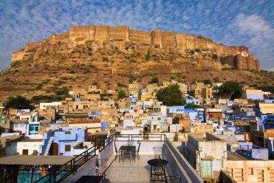 Meherangahr Fort - Jodhpur- Rajasthan - Indien