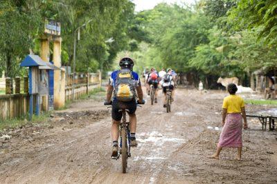 Kambodscha individuelle Aktivreise -Mit dem Fahrrad unterwegs - Phnom Penh - Kambodscha