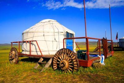 Mongolei Studienreise -Mongolei Reiturlaub -Mongolei Individualreise -Mongolei Gruppenreise -Mobile Jurte - Jurtencamp