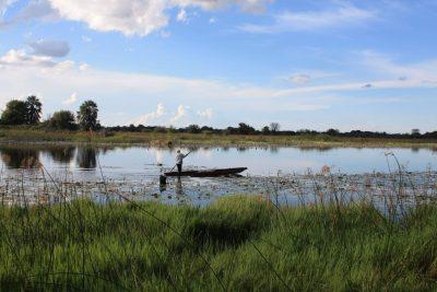 Namibia Abenteuerreise - Mokorofahrt - Okavango Delta - Botswana