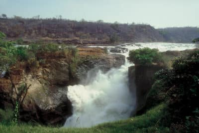 Uganda Gruppenreise - Murchison Wasserfälle - Nil - Uganda