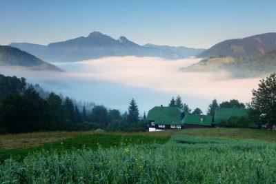Nebel - Mala Fatra - Slowakei