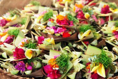 Opfergaben - Bali - Indonesien