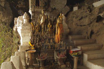 Thailand Individualreise -Laos Kambodscha Gruppenreise -Laos Individuelle Rundreise -Laos Vietnam Gruppenreise -Pak Ou Hoehlen