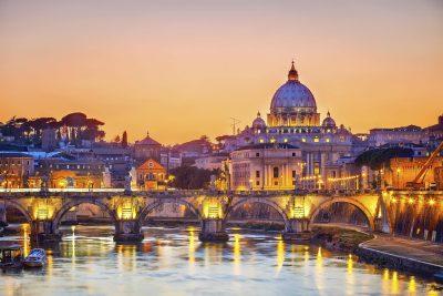Petersdom - Rom - Italien
