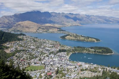 Queenstown - Suedinsel - Neuseeland