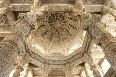 Indien Radreise - Ranakpur Tempel - Rajasthan - Indien