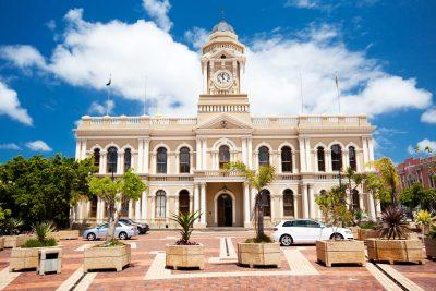Rathaus - Port Elizabeth - Suedafrika