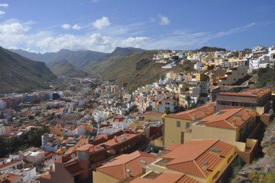 San Sebastian - La Gomera - Spanien