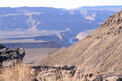 Namibia Kleingruppenreise - Schluchten des Canyon - Fish River Canyon - Namibia