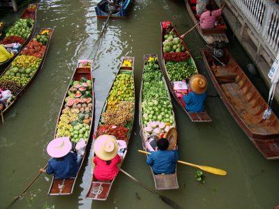 Vietnam Kreuzfahrt -Vietnam Individualreise -Vietnam Rundreise -Schwimmender Markt