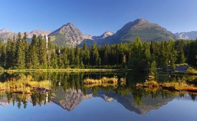 See - Tatra Berge - Slowakei