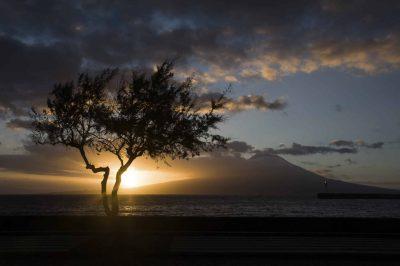 Sonnenuntergang - Insel Pico - Azoren - Portugal