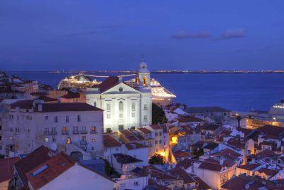 St. Stephen Kirche- Lissabon - Portugal