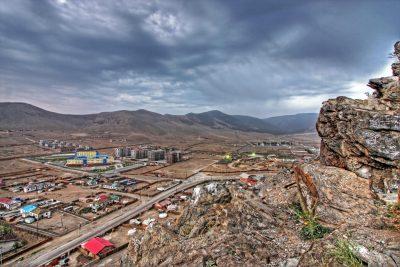 Erlebnisreise - Mongolei Reiturlaub -Mongolei Individualreise -Mongolei Rundreise -Mongolei Gruppenreise - Stadtansicht - Ulaanbataar