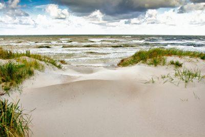 Strand - Kurische Nehrung - Litauen