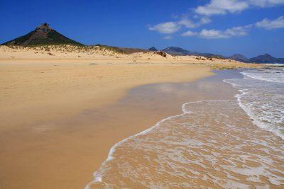 Strand - Madeira Insel Porto Santo - Portugal