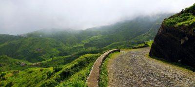 Gruppenreise Kapverdische Inseln -Kapverden Wanderreise Kap Verde -Kapverden Gruppenreise -Strasse - Paul Tal