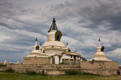 Erlebnisreise Mongolei - Reiturlaub Mongolei -Mongolei Rundreise -Mongolei Gruppenreise -Stupa - Karakorum - Mongolei