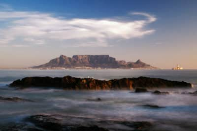 Tafelberg - Kapstadt - suedafrika