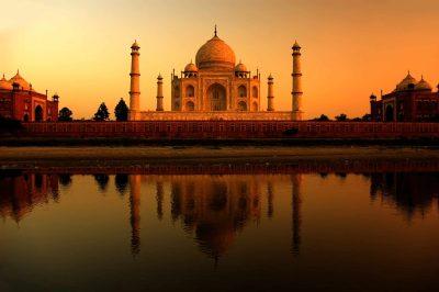Taj Mahal - Agra - Indien