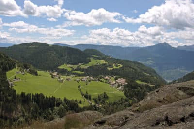 Tal - Mieminger Sonnenplateau - Oesterreich