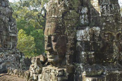 Tempelanlage - Siem Reap - Kambodscha