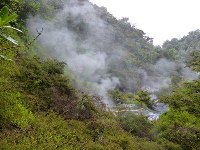 Thermalquellen - Nordinsel - Neuseeland