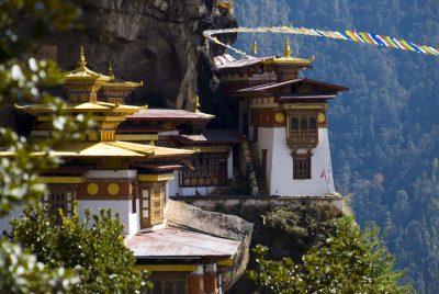 Bhutan Rundreise -Tigers Nest - Bhutan