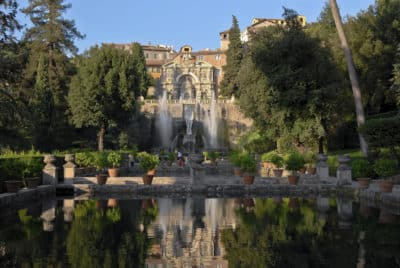 Tivoli - Rom - Italien