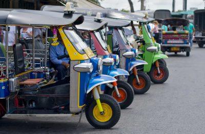Thailand Erlebnisreise -TukTuk - Bangkok - Thailand