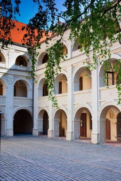 Universität - Vilnius - Litauen