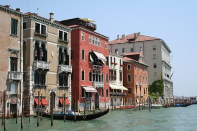 Venedig - Insel Lido - Italien
