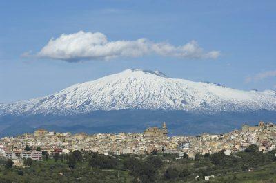 Vulkan - Aetna - Sizilien