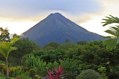 Vulkan - Arenal Vulkan- Costa Rica