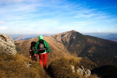 Wandern - Mala Fatra Gebirge - Slowakei