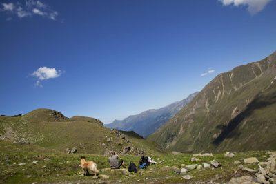 Wanderung - Mieminger Sonnenplateau - Oesterreich