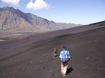 Wanderung - Pico Pequeno - Kapverdische Inseln