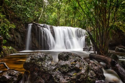 Vietnam Individuell -Wasserfall - Phu Quoc - Vietnam