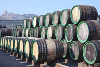 Weinfaesser-Madeira - Portugal